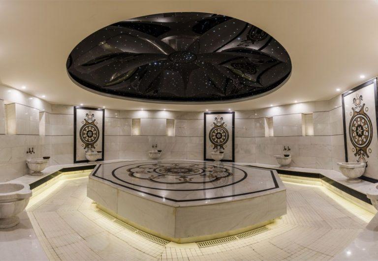 حمام ترکی باشگاه آرامان - اصفهان - معماری ایرانی